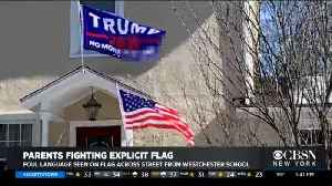 Is This Flying Flag Too Offensive? [Video]