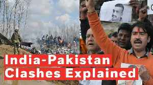 India-Pakistan Clashes: What's Next After Pilot's Release? [Video]