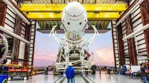 Historic SpaceX launch Saturday may signal the return of astronaut missions from the U.S [Video]