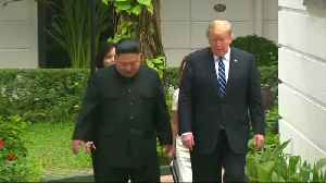 Conflicting accounts emerge after US-NK summit [Video]