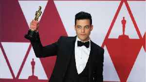 Rami Malek In Talks To Play Villain In James Bond 25 [Video]
