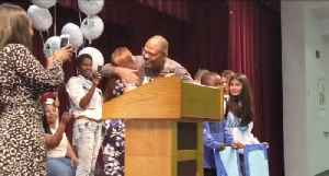 School's head custodian named finalist for the National Life-Changer of the Year award [Video]