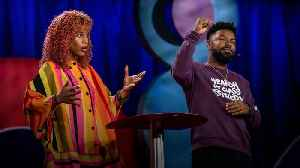 A love story about the power of art as organizing | Aja Monet and phillip agnew [Video]
