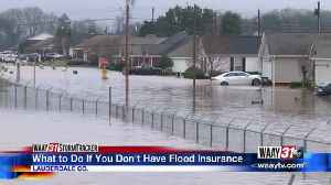 What to do if you do not have flood insurance [Video]
