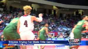 Trojans trying for state title game [Video]
