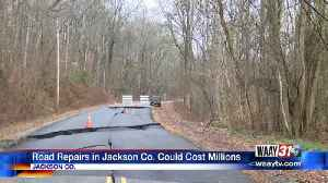 Road Repairs in Jackson County Could Cost Millions [Video]