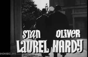 Air Raid Wardens Movie (1943) Laurel and Hardy [Video]