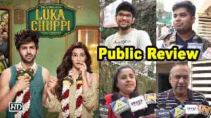 Public Review | Luka Chhupi | Kartik- Kriti starrer situational come [Video]