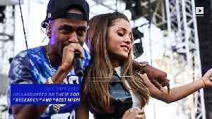 Ariana Grande and Big Sean Reunite [Video]