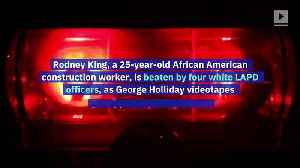 This Day in History: Rodney King Beating Is Videotaped (Sunday, March 3rd) [Video]