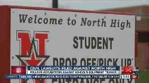 Civil lawsuits claim North High did not report sexual misconduct allegations [Video]