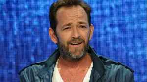 Luke Perry Hospitalized After Reported Stroke [Video]