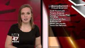 State: 500 still owed money from unemployment fraud scandal [Video]