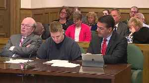 Man accused of hitting and killing Mentor police officer  changes plea to guilty [Video]