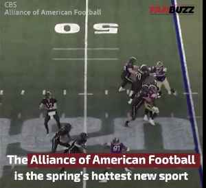 AAF's Highest Attendance Belongs to San Antonio, Proving Texas Football is King [Video]