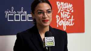 Alexandria Ocasio-Cortez On Breaking the Mold for What A Politician Acts Like
