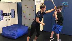 At ASD Fitness Center, Those With Autism Can Be Healthy and Happy! [Video]