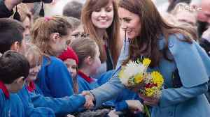 Wait, Did Kate Middleton Just Hint That She's Ready for Baby No.4? [Video]