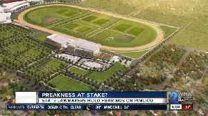 The future of Preakness is at stake [Video]