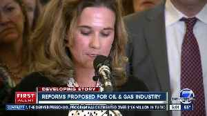 Colorado Democrats announce 'sweeping' oil and gas local control measureColorado Democrats announce 'sweeping' oil and gas local [Video]