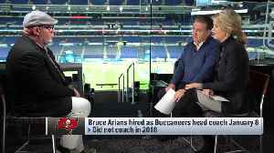 Tampa Bay Bucaneers head coach Bruce Arians shares story about Tampa Bay Buccaneers quarterback Jameis Winston from youth footba [Video]