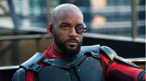Will Smith Won't Return For Suicide Squad Sequel [Video]