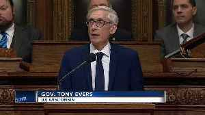 Gov. Tony Evers' first state budget spells out his spending priorities for the next two years [Video]