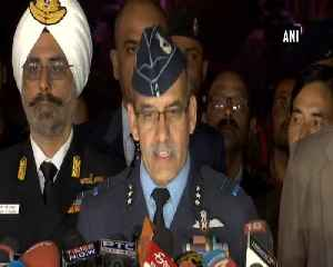 IAF successfully intercepted PAF jets and foiled their attempt Air Vice Marshal RGK Kapoor [Video]