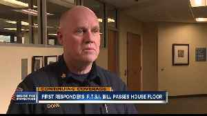 First responders' PTSI bill passed in the House; now it's heading to the Governor's desk to be signed [Video]
