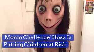 PARENT WARNING: Don't Let Your Kids Get A View Of 'Momo Challenge' Hoax [Video]