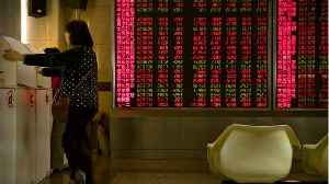 Asian Shares Up. China Has Good Day [Video]