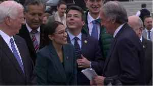News video: Climate Warrior Will Be A Part Of 2020 Election