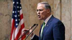 Washington Governor Jay Inslee Is Running [Video]