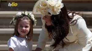 Kate Middleton Reveals Princess Charlotte's Nickname [Video]