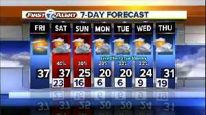 Weekend weather includes a chance for snow in metro Detroit [Video]