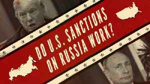 U.S. Sanctions On Russia - Are They Working? [Video]
