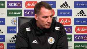Rodgers - I chose head over heart joining Leicester [Video]