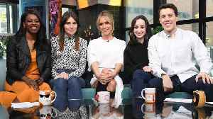 BUILD Brunch: March 1st, Kristin Cavallari Joins The Table [Video]