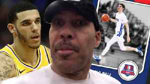 Lavar Ball Starts His Own ALL STAR Game After Lamelo Ball Gets SNUBBED! [Video]