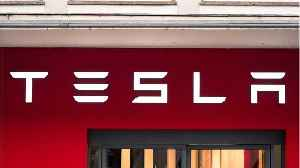 News video: Tesla Sees Shares Drop Following Reveal Of New Model 3 Price