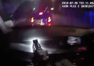 Police Chase Masked Gang Members Through East London [Video]