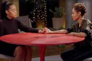 News video: Jordyn Woods Denies Cheating With Tristan Thompson on 'Red Table Talk'