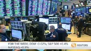 Dow, S&P snap three-day losing streak [Video]