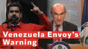 Venezuelan Envoy Elliot Abrams: Maduro Supporters Who Violate Human Rights 'Not Welcome' In U.S. [Video]