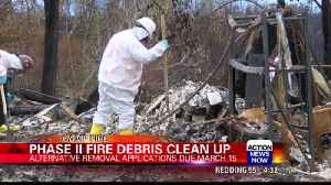 Deadline approaching phase 2 of Camp Fire cleanup [Video]