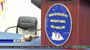 Mississippi Maritime Museum annual meeting [Video]