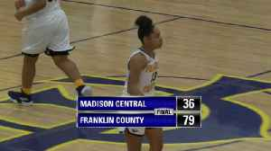 11th Region Girl's Tournament Action [Video]
