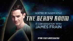 The Ready Room: Episode 6 - James Frain [Video]