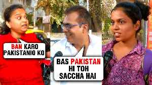 Public ANGRY REACTION On Surgical Strike 2, Pakistani Actors BANNED In India [Video]