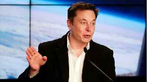 Elon Musk Would Happily Ride In SpaceX's New Spaceship [Video]